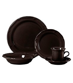 Mikasa® French Countryside Chocolate Dinnerware Collection