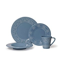 Mikasa® Sutton Teal Dinnerware Collection