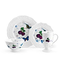 Mikasa® Antique Countryside Fig Dinnerware Collection