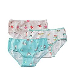 Carter's® Girls' 3-pk. Ballerina and Bunny Print Underwear