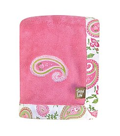 Trend Lab Paisley Park Framed Receiving Blanket