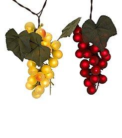 Kurt Adler 100-Light Grape Cluster Light Set