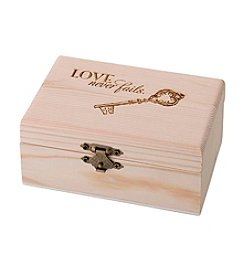 Lillian Rose® Christian Verse Ring Box