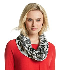 BCBGeneration™ Camo Club Loop Scarf