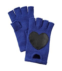 BCBGeneration™ Heart Patch Driving Gloves