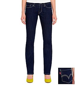 Levi's® Juniors' 524™ Simply Blue Straight Leg Jeans