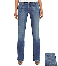 Levi's® 529™ Curvy Boot Cut Jeans - Beach Tide