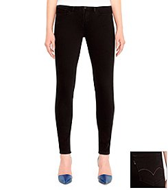 Levi's® Juniors' 535™ Denim Leggings Soft Black