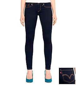 Levi's® Juniors' 524™ Blue Mine Skinny Jeans