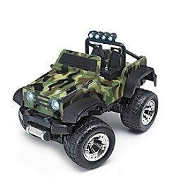 The Black Series Men's Off-Road Safari Atv