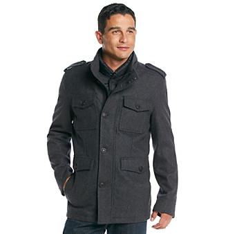 UPC 729391565058 - Guess Men&39s Wool Military Coat Men&39s