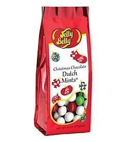 Jelly Belly® 6-oz. Christmas Chocolate Dutch Mints Gift Bag