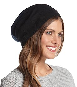 Steve Madden Knit Ombre Slouchy Hat