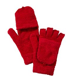 Steve Madden Solid Magic Convertible Gloves