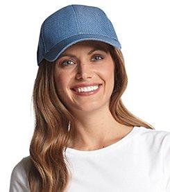 August Accessories® Dot Baseball Cap