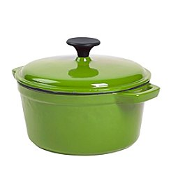 Bella Green Covered Dutch Oven