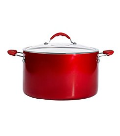 Bella 8.5-qt. Red Covered Dutch Oven
