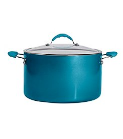 Bella 8.5-qt. Blue Covered Dutch Oven
