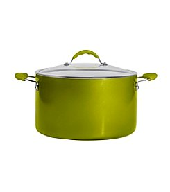 Bella 8.5-qt. Green Covered Dutch Oven