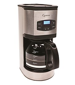 Capresso SG120 Stainless Steel 12-cup Coffeemaker