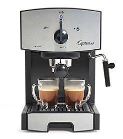 Capresso® EC50 Stainless Steel Pump Espresso & Cappucino Maker