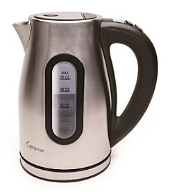 Capresso® H20 PRO Variable Temp Water Kettle