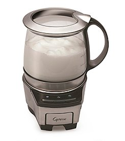 Capresso® Froth TEC Automatic Milk Frother with Glass Pitcher