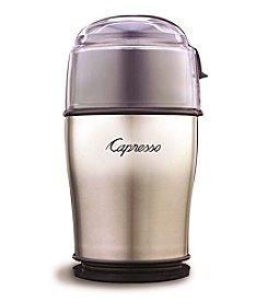 Capresso® Stainless Steel Cool Grind Pro Coffee & Spice Grinder