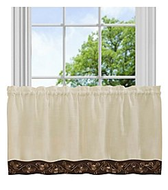 Achim Oakwood Window Treatment