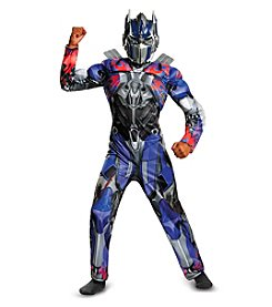 Transformers® 4 Age of Extinction: Optimus Prime Muscle Child Costume