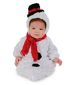 Snowman Infant Bunting Costume