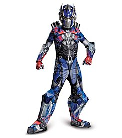Transformers® Age of Extinction Prestige Optimus Prime Kids Costume