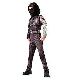 Captain America® Winter Soldier Deluxe Winter Soldier Child Costume