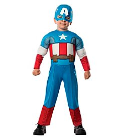 Marvel® Avengers Assemble® Captain America® Toddler Costume