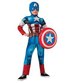 Marvel® Avengers Assemble: Captain America® Deluxe Child Costume