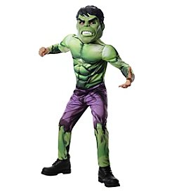 Marvel® Avengers Assemble: Hulk Deluxe Child Costume