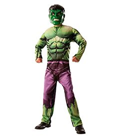 Marvel® Avengers Assemble: Hulk/Captain America® Reversible Deluxe Child Costume