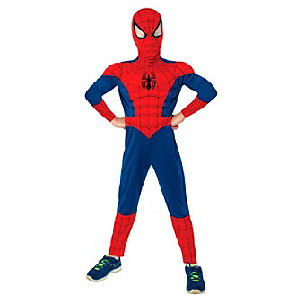 Marvel® Ultimate Spider-Man® Muscle Chest Child Cost
