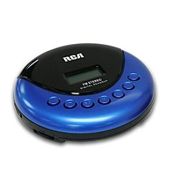 RCA Personal CD Player with FM Radio
