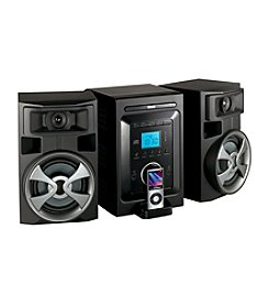 RCA 100-Watt  AM/FM Radio CD Audio System with Docking Station for iPod®