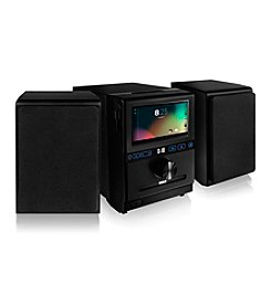 RCA Google Powered Internet Music System with 7-inch Multi-Touch LCD Tablet