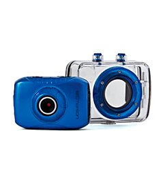 Emerson HD Action Camcorder with Waterproof Case and Sports Mounting Kit