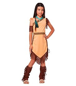 Native American Princess Child Costume