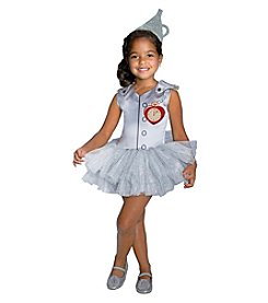 The Wizard of Oz Tin Man Tutu Girls Costume