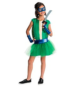 Teenage Mutant Ninja Turtles® Deluxe Leonardo Girl Tutu Kids Costume