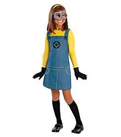 Universal Studios® Despicable Me 2: Female Minion Child Costume