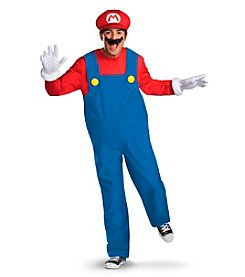 Super Mario Bros.® Mario Adult Costume