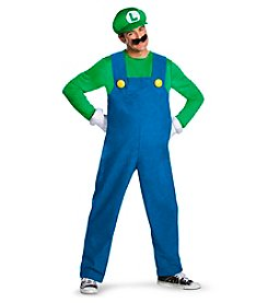 Nintendo® Super Mario Bros.® Luigi Adult Costume