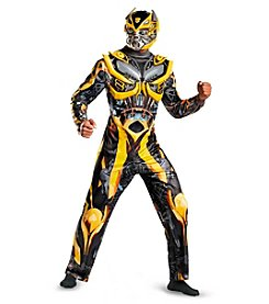 Transformers® Bumblebee Deluxe Adult Costume