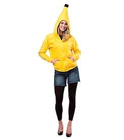 Banana Hoodie Adult Costume